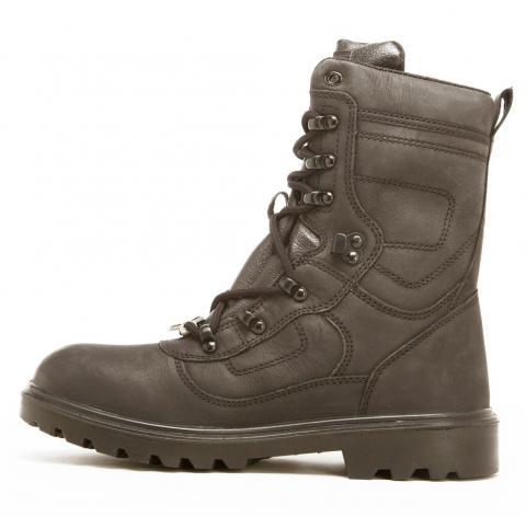 Combat Boot Left