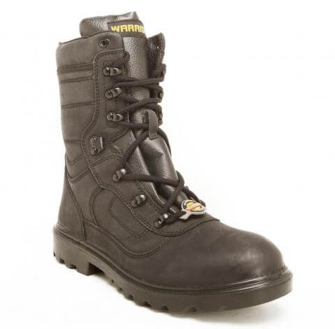 Combat Boot Right Side