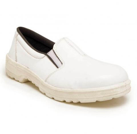 White Safety Shoe