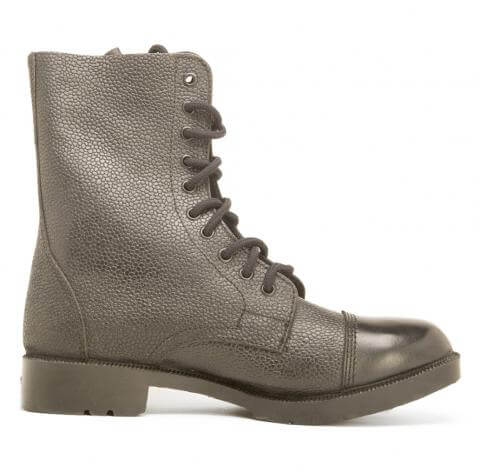 Black/Brown Safety Boot