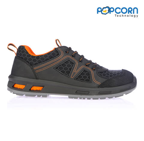 Warrior ENVY NEPTUNE ORANGE Safety Shoes