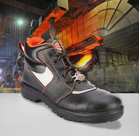 Nitrile Rubber Ssafety Shoes