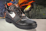 Nitrile Rubber Ssafety Shoes Saudi Arabia