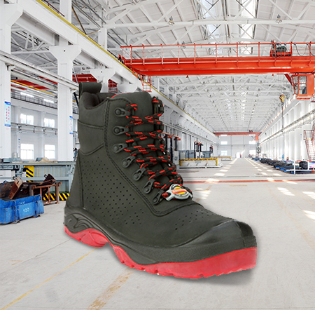 PU TPU Safety Shoes