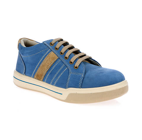 Gents Safety Shoes - Adelaide Blue